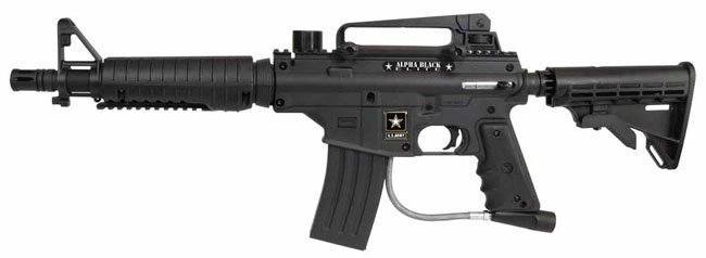 Tippmann Alpha black